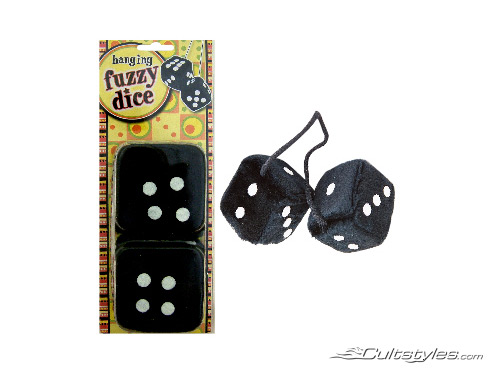Car lucky dice