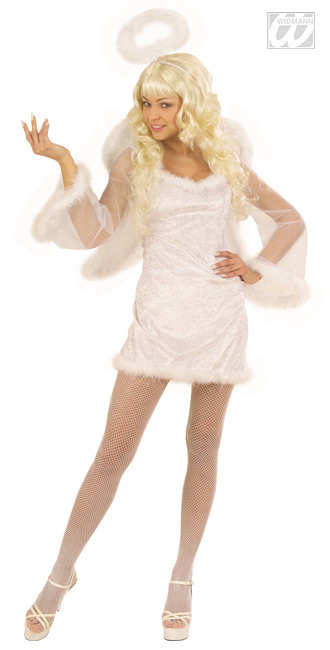 Angel Costume
