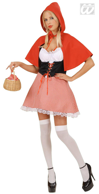 Dreamgirlz Little Red Riding Hood