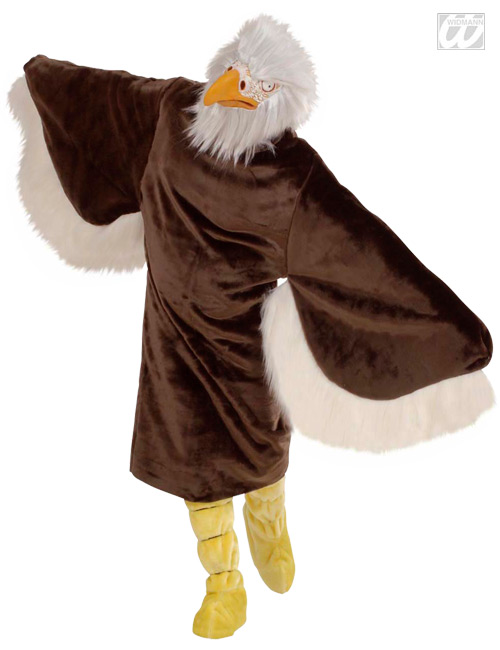 Eagle Plush Costume