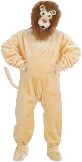 Lion Plush Costume