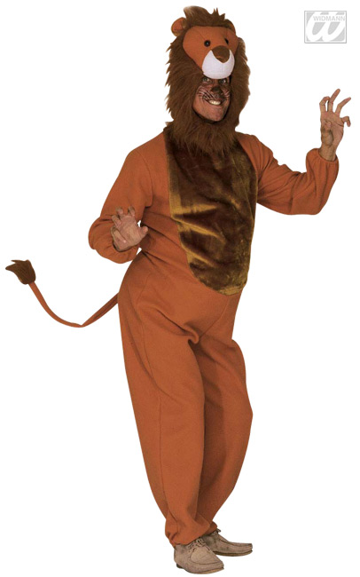 Lion Costume XL