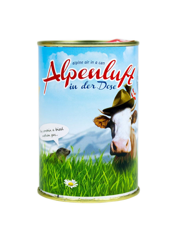 Alpine Air in a Can Joke Article multicoloured