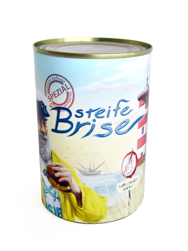 Steife Brise in a Can Joke Article multicoloured