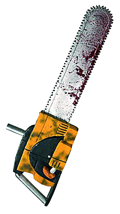Leatherface Kettens�ge
