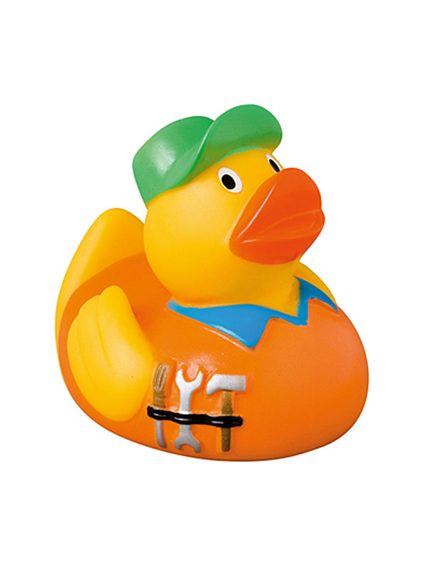Rubber Duck Craftsman yellow-multicoloured