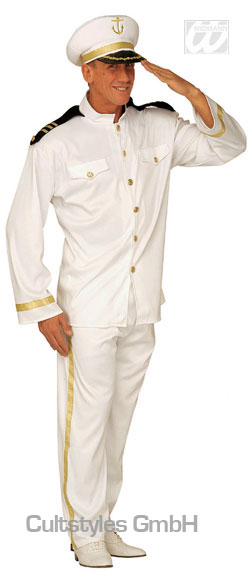 Captain costume XL