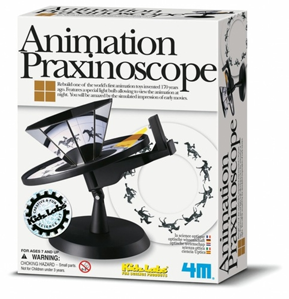 Animation Praxinoskop