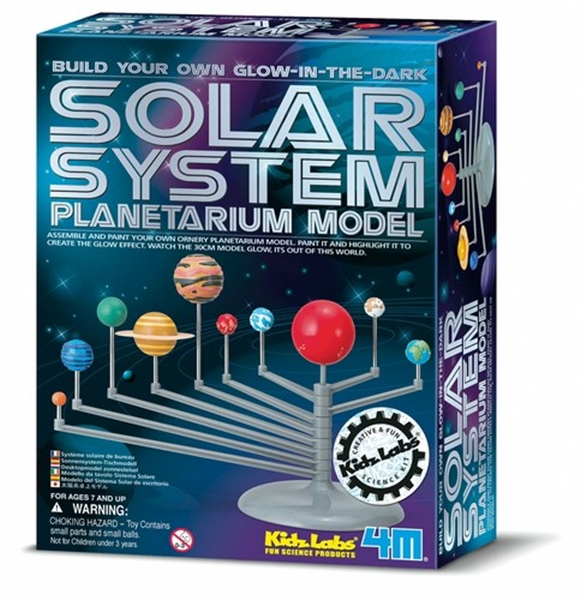 Solar System Planetarium Making-Kit