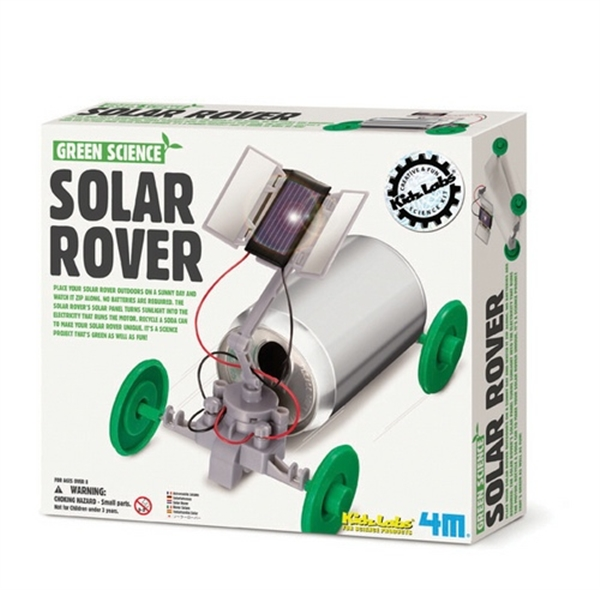 Green Science Solar Car
