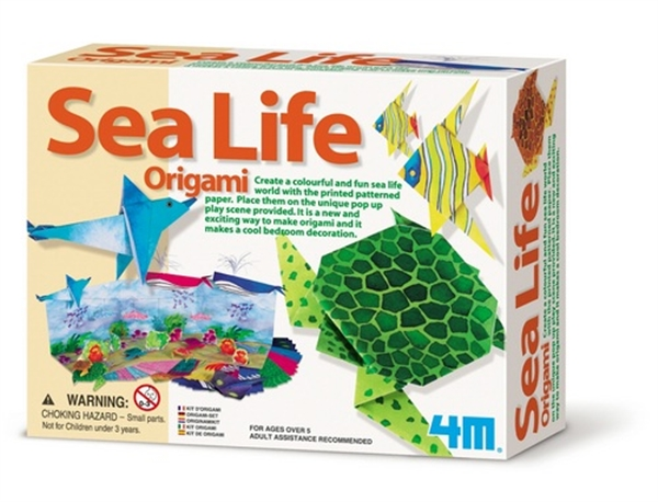 Origami Sea-Lifeset