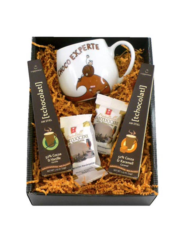 Gift Set Chocolate with Mug Set of 5