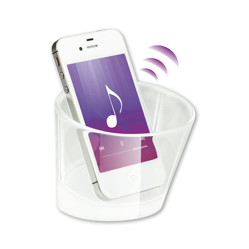 Acoustic Amplifier for Smartphones