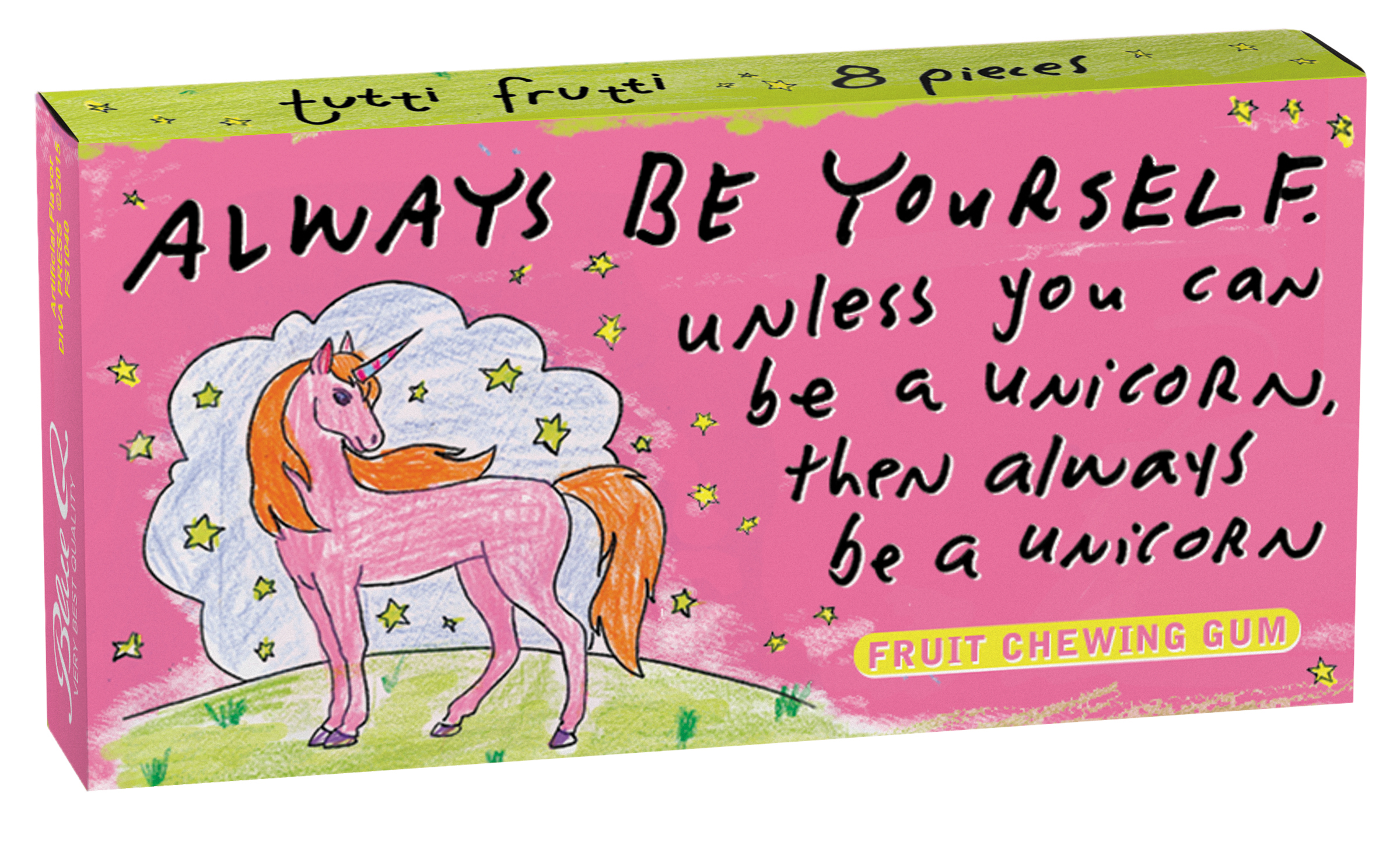 Always be a unicorn Chewing Gums