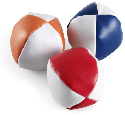 Anti Stress Juggling Ball 3 pcs