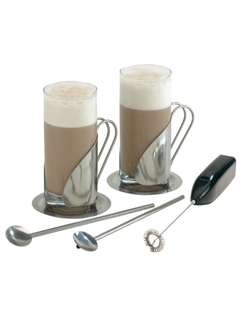 Cream Latte Macchiato-Set