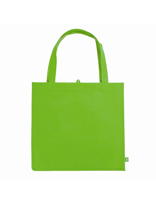 Shopping Bag Sqare green