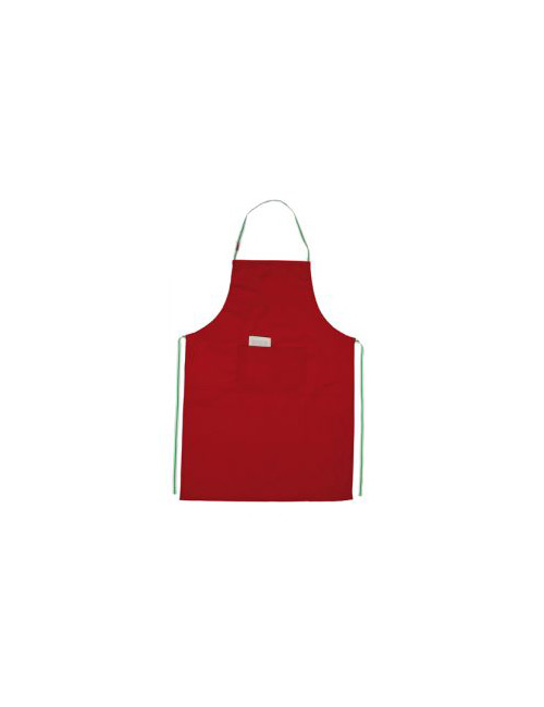 BBQ Apron Bacatis red