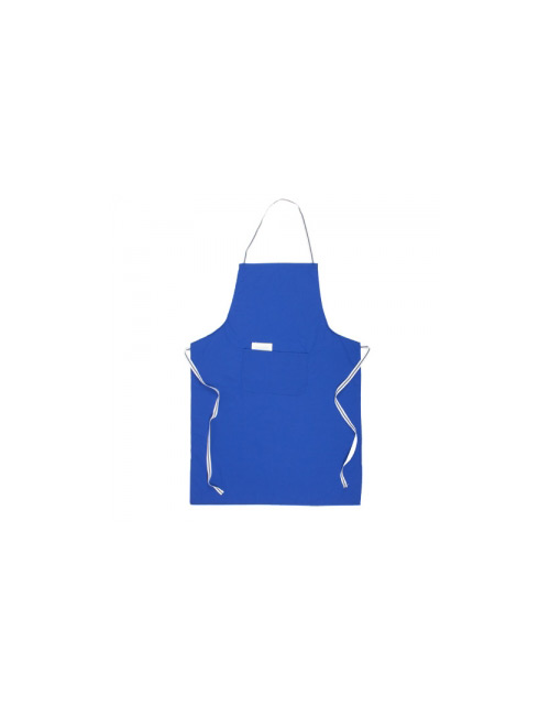 BBQ Apron Chef blue
