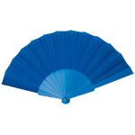 Plastic Fan, dark blue