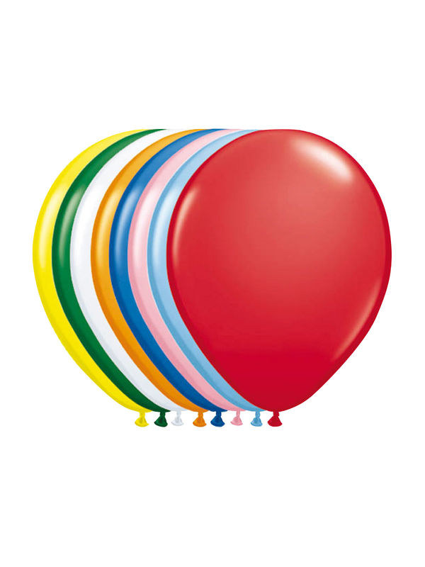 Individually printable balloons