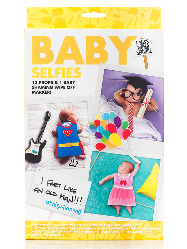 Baby Selfie Set for Photos