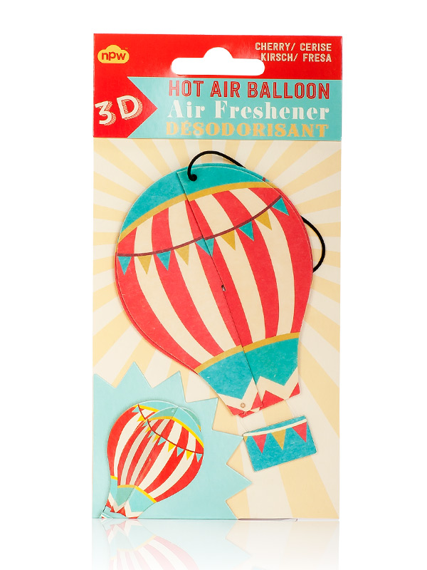 Air Freshener Hot-Air Ballon