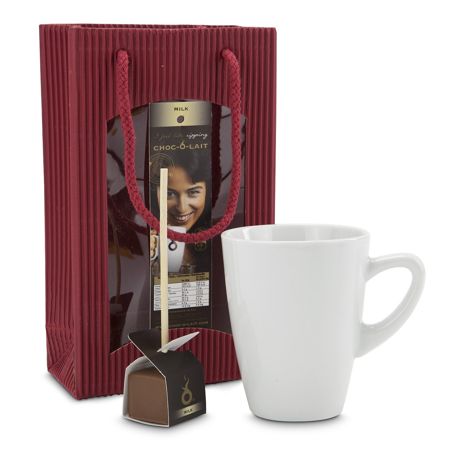 Hot Chocolate Gift Set of 2