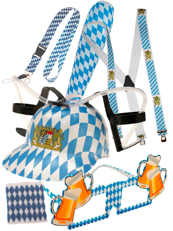 Oktoberfest set for men