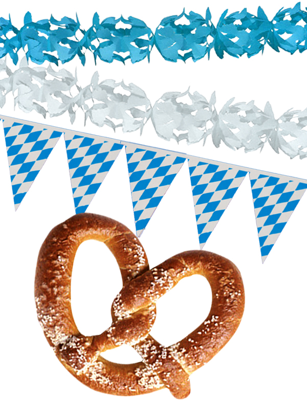 Oktoberfest set for decoration