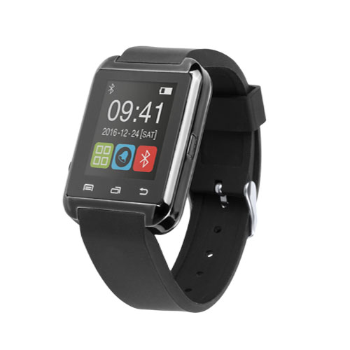 Smart Watch schwarz