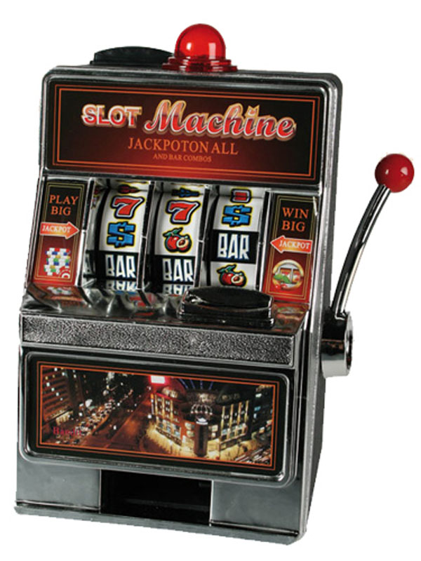 Money Box Slot Machine