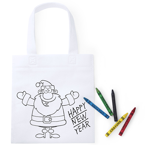 Santabag for paint in