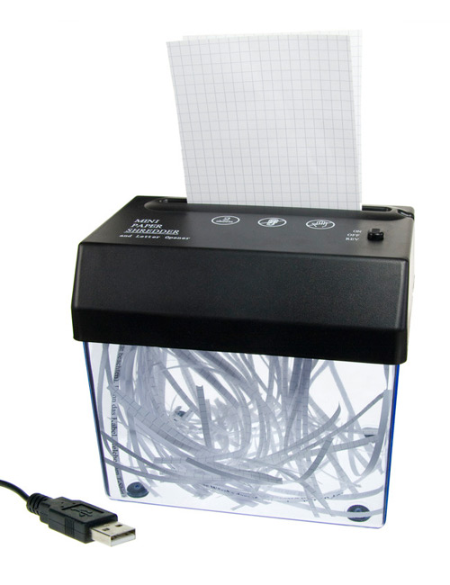 USB Shredder