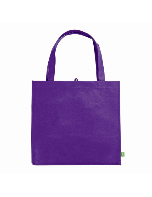 Shopping Bag Flat purple