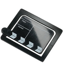 Notepad Holder Movie Clapper