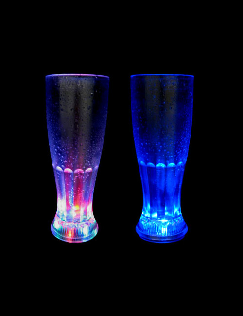 Flashing Soda Glass ca. 700 ml