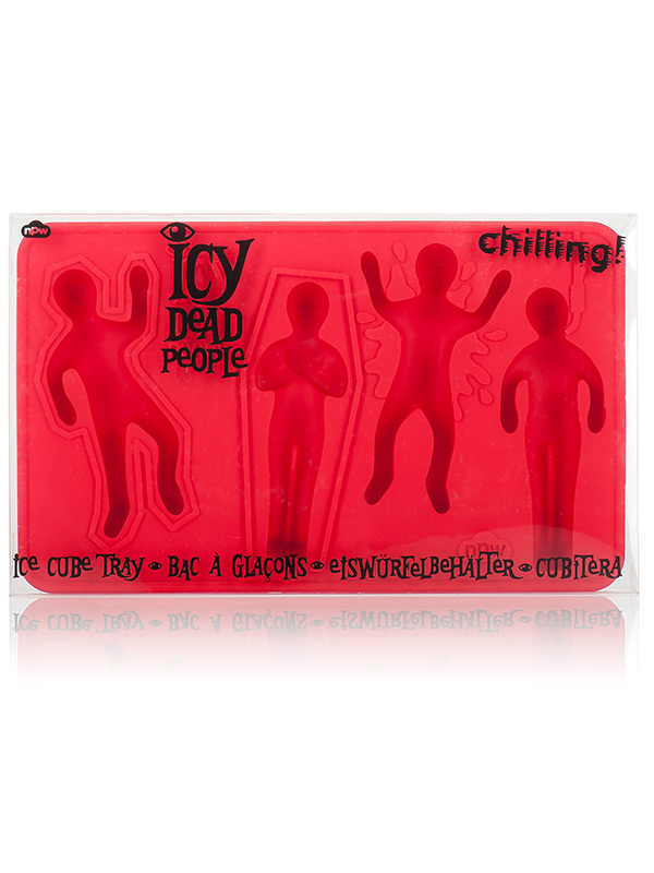 Funny Ice Cube Tray Corpse Party Gadget red