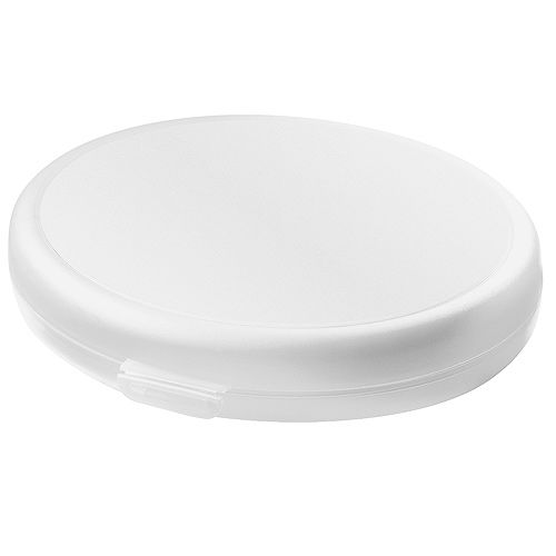Food Storage Box Storage Box oval white