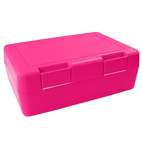 Breakfast Box Storage Box large pink