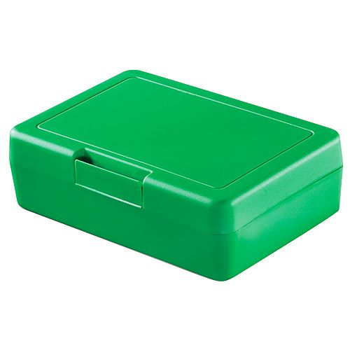 Breakfast Box Storage Box medium green
