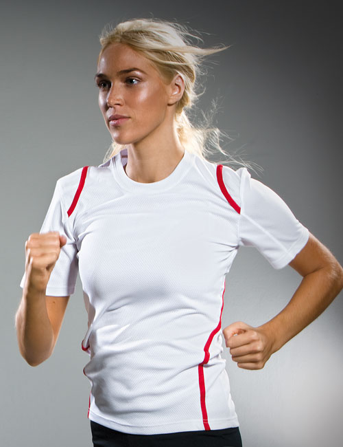 *Gamegear Cooltex T-Shirt Short Sleeve Women