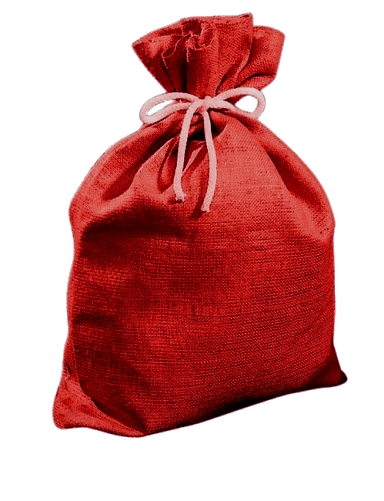 *Gift Bag 464 red