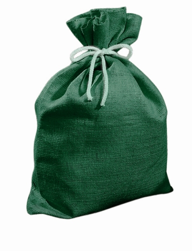 *Gift Bag 666 fir green