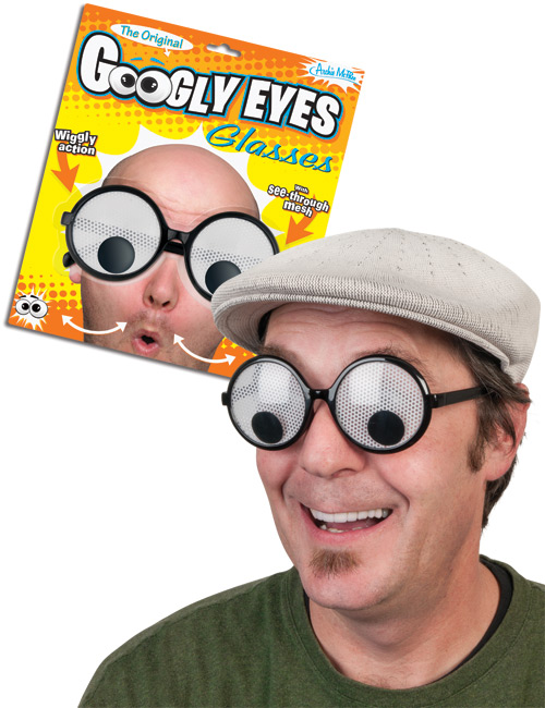 Googly Eyes Brille