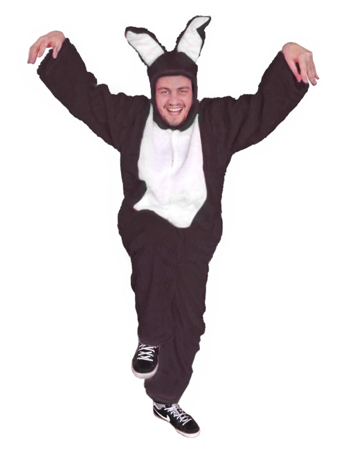 Bunny Costume black