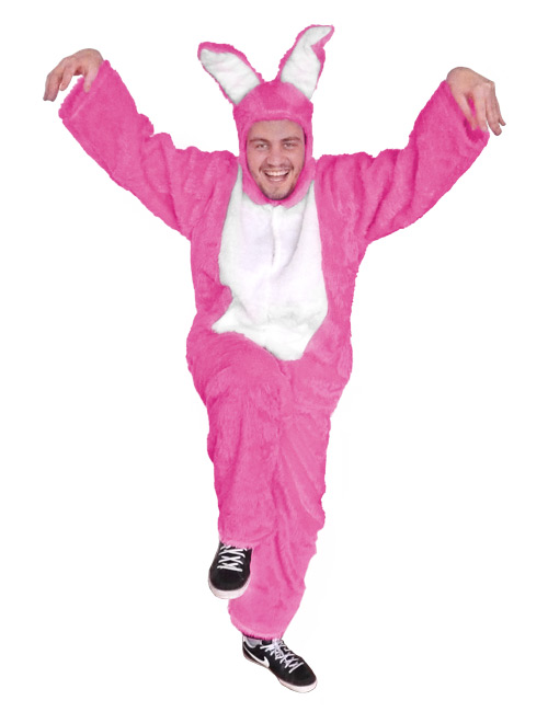 Bunny Costume pink