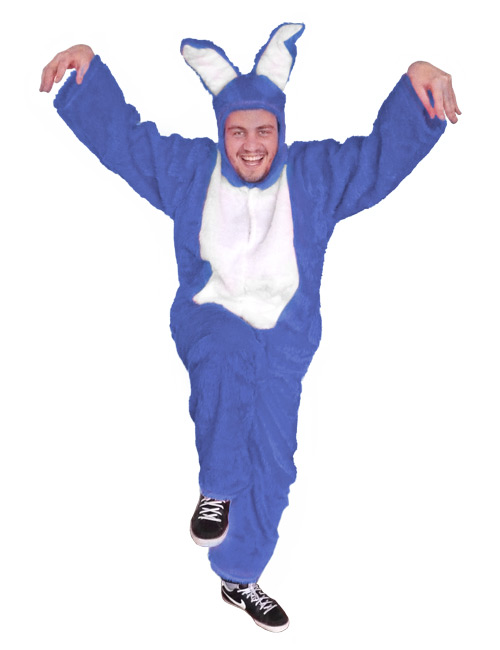 Bunny Costume light-blue