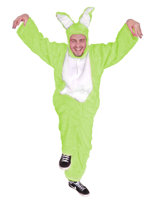 Bunny Costume light-green