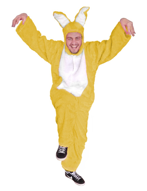 Bunny Costume yellow